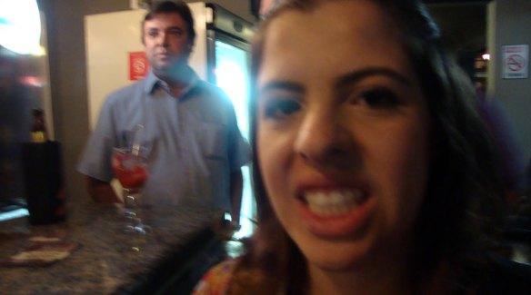 caipirinha de morango = bebida de menina