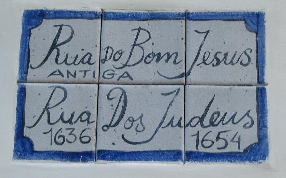 Recife - Rua do Bom Jesus / Rua dos Judeus