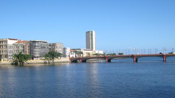 Vista da cidade do Recife