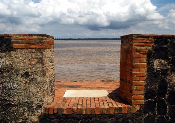 Forte do Presépio - Belém, Pará